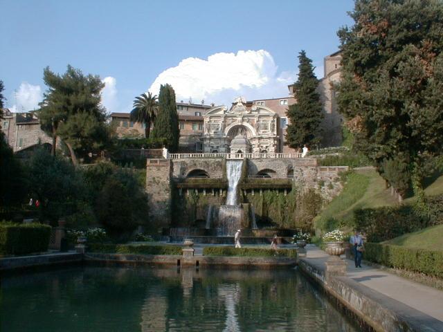 Tivoli Italy  city photos gallery : The extraordinary Tivoli Gardens in Tivoli, Italy.
